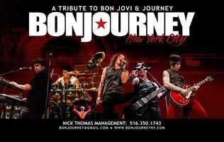 Tribute To BON JOVI + JOURNEY + PHIL COLLINS:...