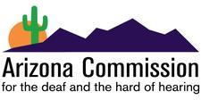 Arizona Commission for the Deaf and the Hard of Hearing  logo