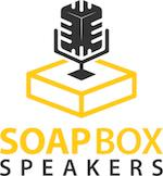 SoapBox Speakers logo