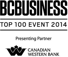 The BCBusiness Top 100 Event - 25th Anniversary!