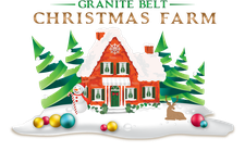 Granite Belt Christmas Farm  logo