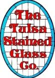Tulsa Stained Glass - Stained Glass logo