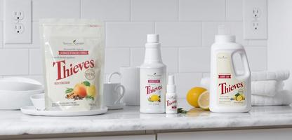 Natural Non-Toxic Household with Young Living