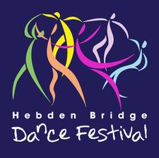 Hebden Bridge Dance Festival logo