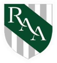 Richmond Athletic Association logo