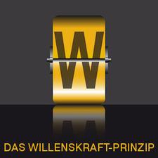 Willenskraft-Prinzip logo