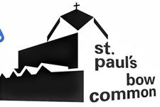 St Paul's, Bow Common logo