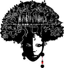 Afro Urban Society logo