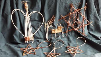 Festive Willow Workshop with Mary Cross