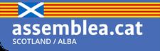 Assemblea Nacional Catalana - Scotland/Alba logo