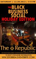 The Black Business Holiday Social - December 28