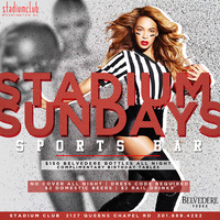 Stadium Sundays Sports Bar