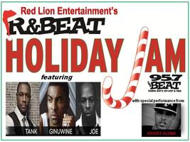 R&Beat Holiday Jam featuring Tank, Ginuwine & Joe with...