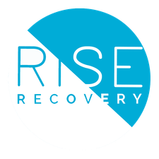 Rise Recovery  logo