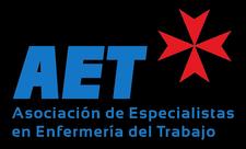 Asociación de Especialistas en Enfermería del Trabajo logo