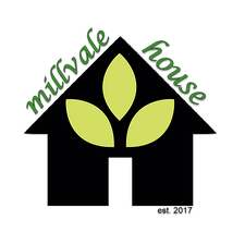 The Millvale House logo