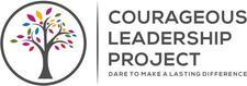 Stephani Roy McCallum, Courageous Leadership Project logo