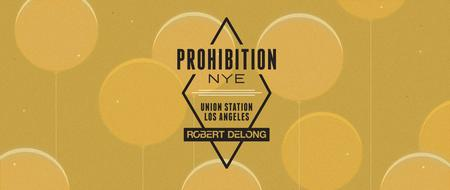 PROHIBITION NYE