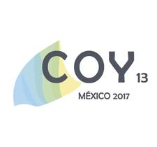 COY 13 MÉXICO logo