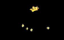 International Girlz Trip Inc . Created by Theme Queenz Inc logo