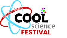 Colorado Springs Cool Science Festival logo