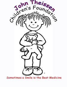 JOHN THEISSEN CHILDREN'S FOUNDATION logo