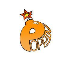 ATL Poppin logo