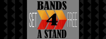 BANDS 4 A STAND