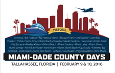 Miami-Dade County Days, Inc. logo