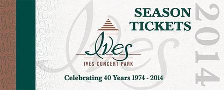 Ives Season Ticket Packages