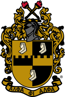 Zeta Xi Lambda Chapter of Alpha Phi Alpha Fraternity, Inc. logo