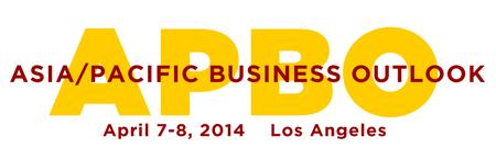 Asia/Pacific Business Outlook Conference 2014