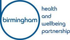Birmingham Health and Wellbeing logo