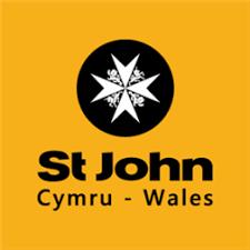 St John Cymru Wales - NHQ Operations logo
