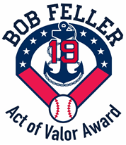 The Bob Feller Act of Valor Award Foundation logo