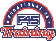 F45 Training Victoria Park & East Perth logo