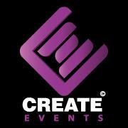 Create Events Nightlife logo