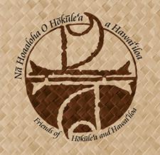 Friends of Hōkūle`a and Hawai`iloa (FHH) logo