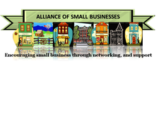 Alliance of Small Businesses logo