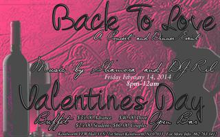 Back To Love-Valentine's Day Concert
