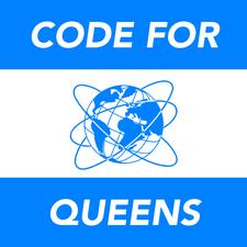 Code For Queens  logo