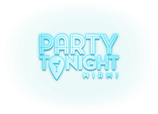 Party Tonight Miami  logo