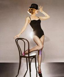 DG Entertainment l'ecole de danse burlesque et poledance logo