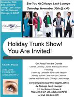 HOLIDAY TRUNK SHOW!