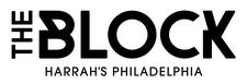 The Block Events at Harrah's Philly logo