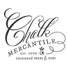 Chalk Mercantile logo