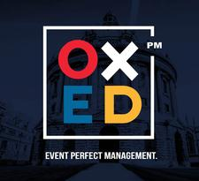 OXED PM - Perfect Event Management logo