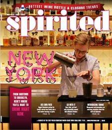 Spirited Magazine logo