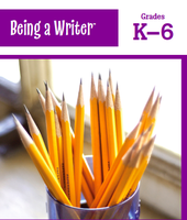 Learn About Being a Writer! Two events, Come to one or...