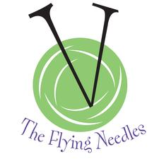 The Flying Needles logo